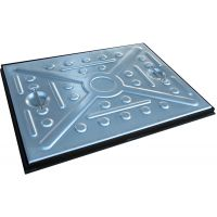 Manhole Cover & Frame 600 x 450mm (Domestic)