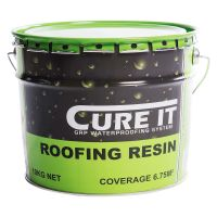 Cure It Roofing Resin
