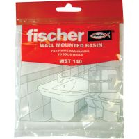 Fischer Wash Basin Fixing Set