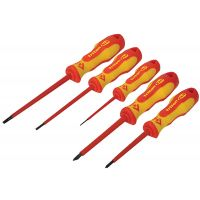CK Triton XLS 1000V 5 Piece Insulated Screwdriver Set