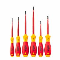 Wiha Slimfix VDE Screwdriver Set