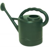 Green Plastic Watering Can 9ltr