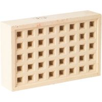 "Air Brick Buff 215 x 140mm (9"" x 6"")"