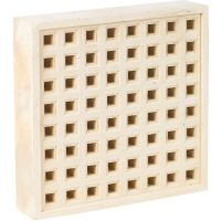 "Air Brick Buff 215 x 215mm (9"" x 9"")"