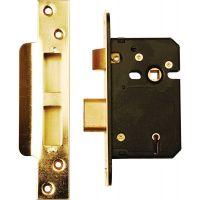 Dale Mortice Sashlock Satin Stainless Steel 63mm