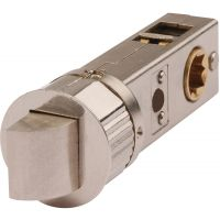 Dale Smart Mortice Latch Satin Nickel 70mm