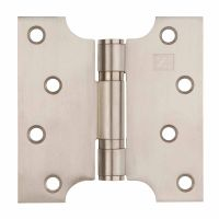 Satin Stainless Steel Parliament Hinge Pk 2
