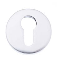 Fire Door Euro Profile Escutcheon 52x8mm 2PK SAA