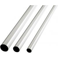 Colorail Tube Chrome 25 x 910mm