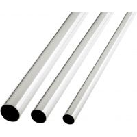 Colorail Tube Chrome 25 x 1200mm
