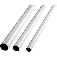 Colorail Tube Chrome 25 x 1830mm