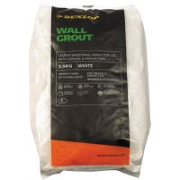 Dunlop Wall Tile Grout White 3.5kg