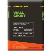 Dunlop Wall Tile Grout White 10kg