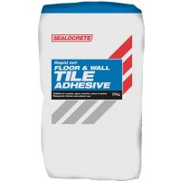 Sealocrete Rapid Set Floor Tile Adhesive 20kg