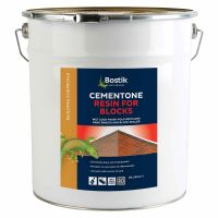 Bostik Cementone Resin For Blocks Wet Look 25ltr