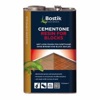 Bostik Cementone Resin For Blocks Wet Look 5ltr