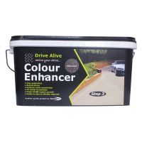 Drive Alive Block Paving Colour Enhancer Charcoal 4ltr