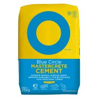 Blue Circle Mastercrete in Plastic 25kg