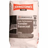 Johnstone's Trade Stormshield Render Basecoat 25kg