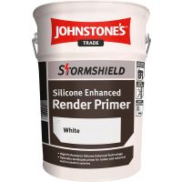 Johnstone's Trade Stormshield Silicone Render Primer 5ltr
