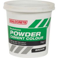 Sealotone Powder Cement Dye 1kg