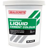 Sealotone Liquid Cement Dye 1ltr