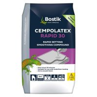 Bostik Cempolatex Rapid 30 Smoothing Compound 16kg