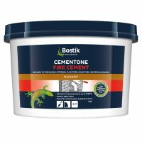 Bostik Cementone Fire Cement Buff 1kg