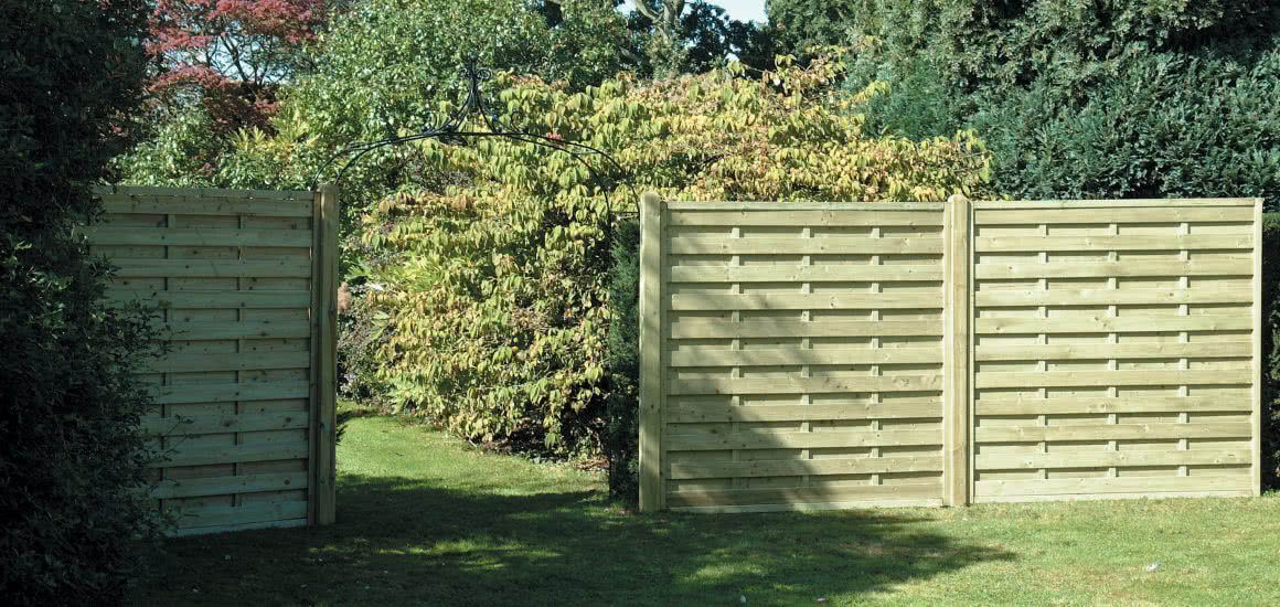 Image for Garden Fencing Installation Guide