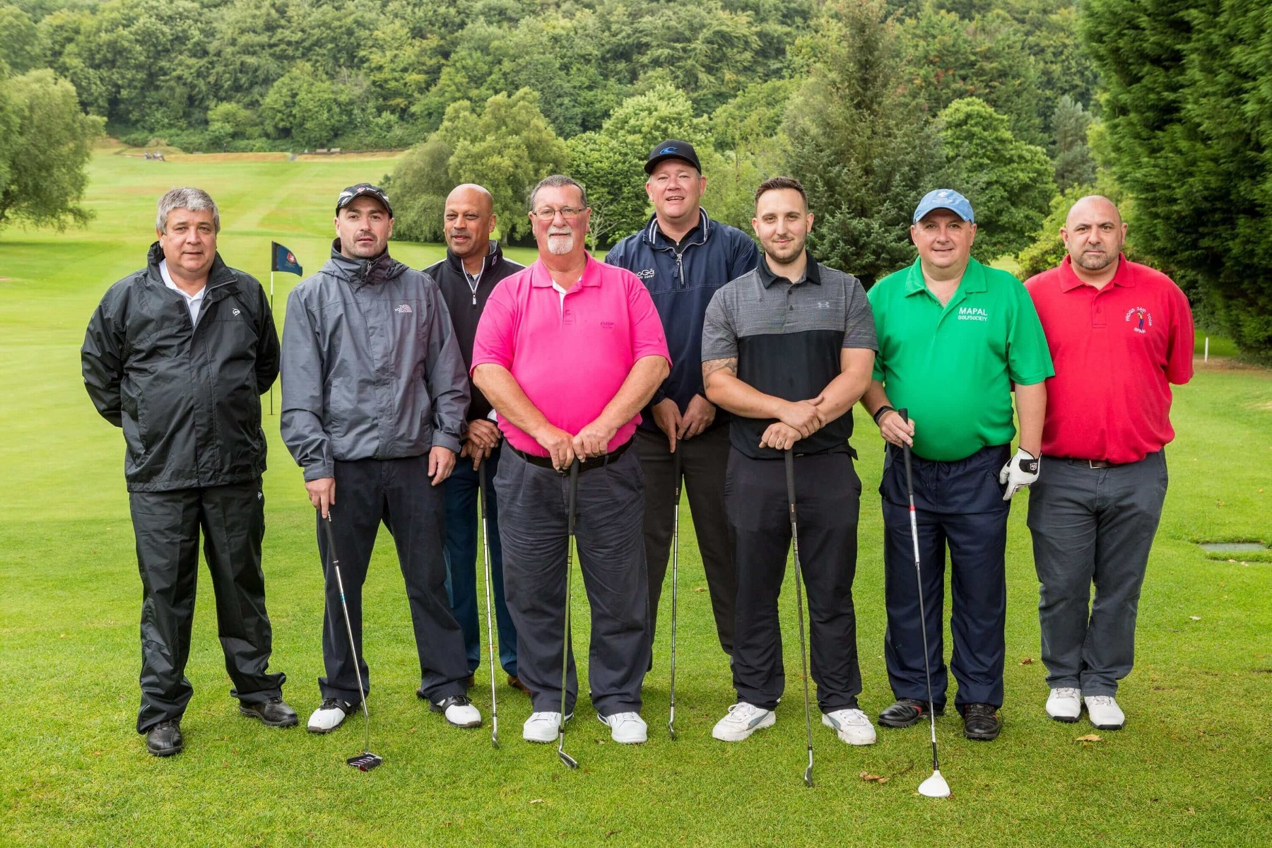 Selco Cardiff organise charity golf day