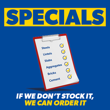Selco Special Orders