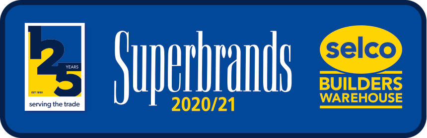 Selco awarded Superbrands status