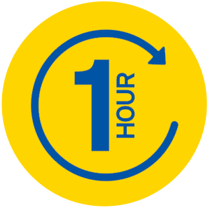 Click & Collect - Read in 1 hour!