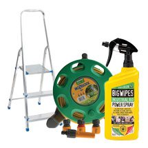 Builders Equipment & Cleaning