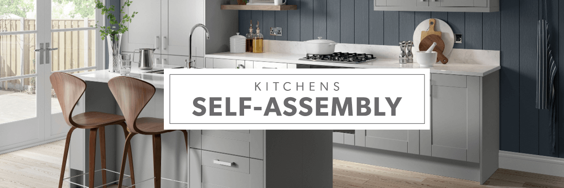 Save 30% on Capri Cream kitchens at Selco