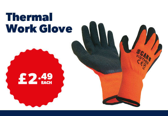 Thermal Work Glove