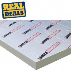 IKO Enertherm PIR Insulation Board 2400 x 1200 x 100mm