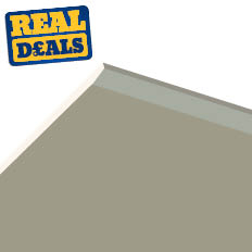 Square Edge Vapour Plasterboard 2400 x 1200 x 12.5mm