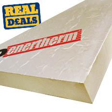 PIR Insulation Board 2400 x 1200 x 50mm