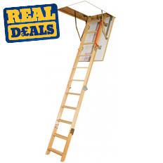 Fakro Loft Ladder FSC® 550 x 1110mm