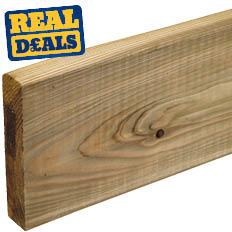 Sawn Treated Easi Edge Timber (8