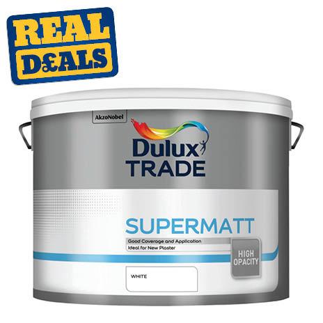Dulux Supermatt Emulsion