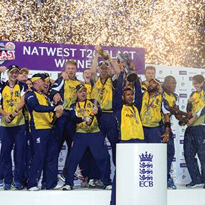 Selco Sponsor Warwickshire County Cricket Club
